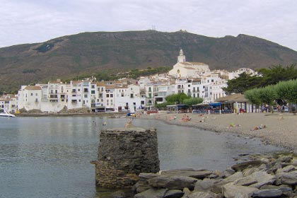 discover the Catalan fishing villages. Catalonia coastal towns tourist information.
